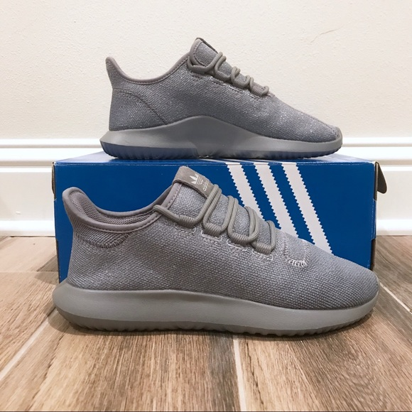 Adidas Boys Court Shoe Blue Size 4 Lace Closure Lightweight EVA Midsole NWT